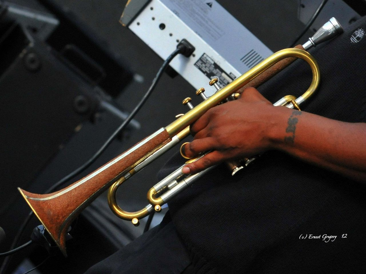 Gunn Prototype Inderbinen Trumpet