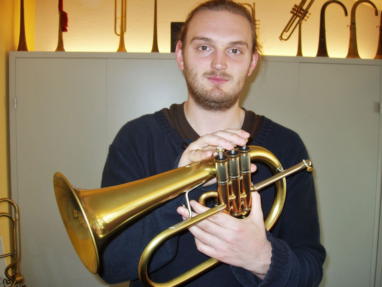 Musiker 001