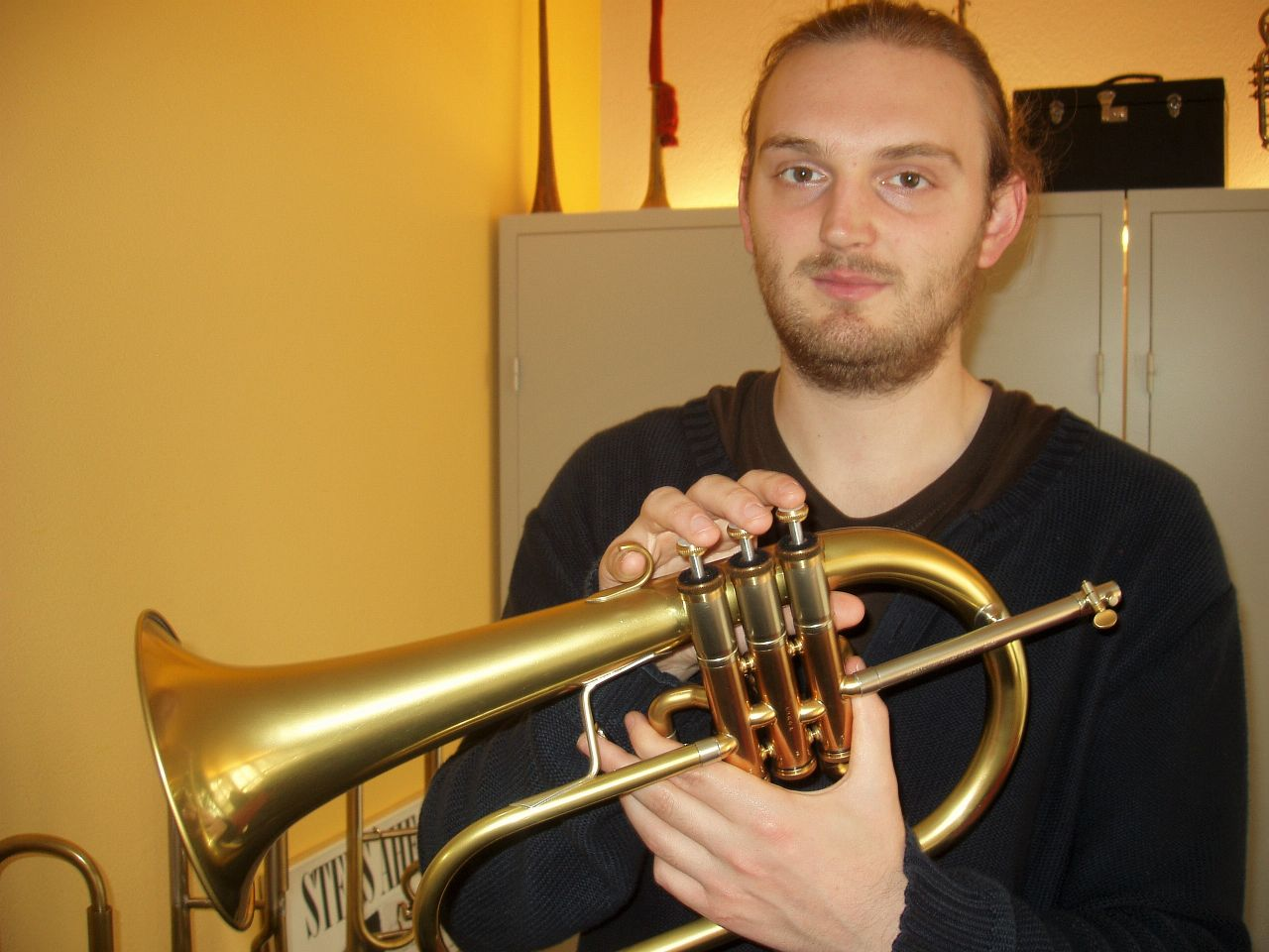 Musiker 002