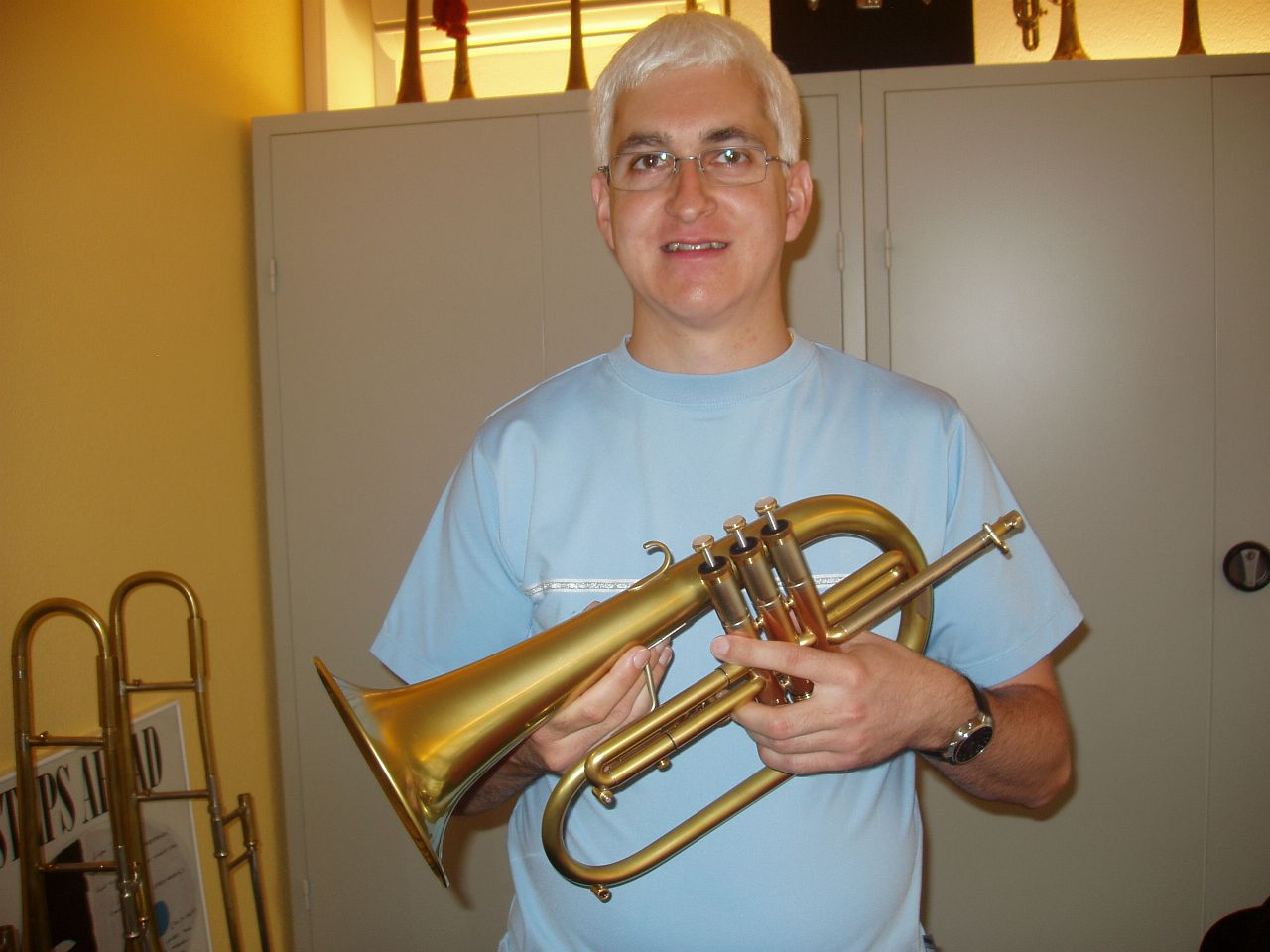 Musiker 029