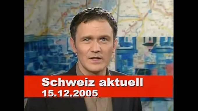 SRF Schweiz Aktuell 2005