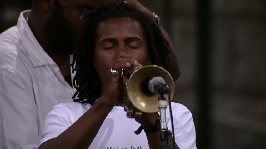 Roy Hargrove - Inderbinen Trumpet SILVERART