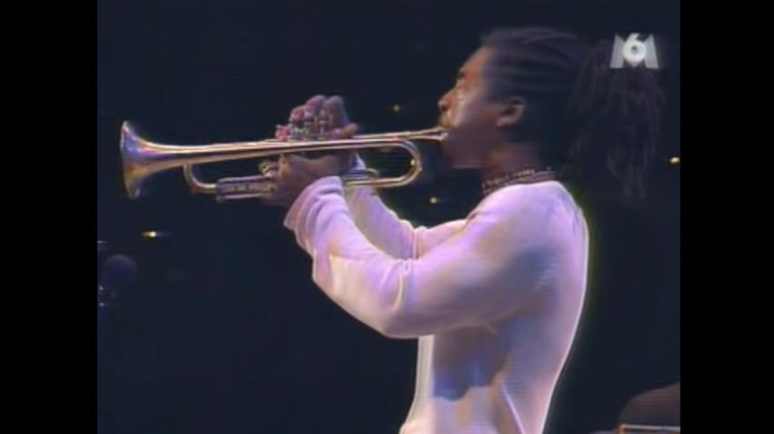 Roy Hargrove - Inderbinen Trumpet ALPHA