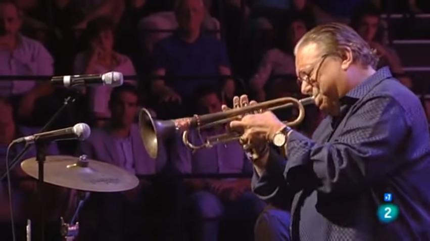 Arturo Sandoval - Inderbinen Trumpet EXTRA
