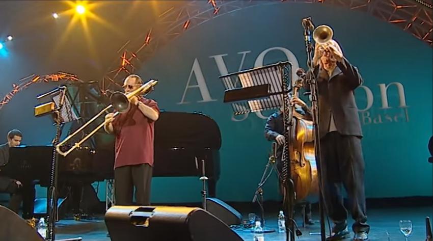 Glenn Ferris - Inderbinen Trombone BALLET