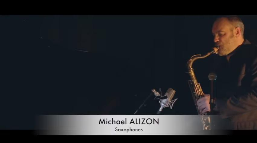 Michael Alizon - Inderbinen Tenorsax