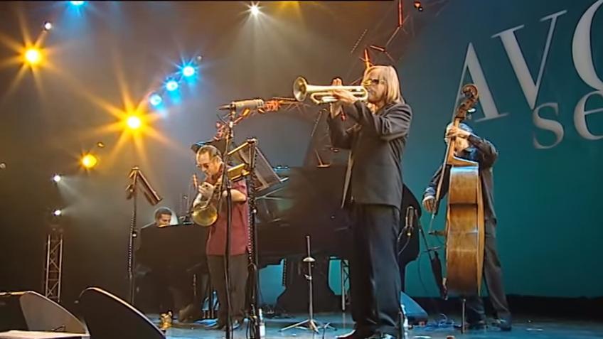 Peter Schärli - Inderbinen Trumpet AMARONE